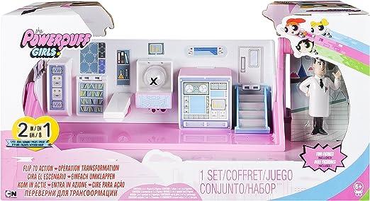 Bizak 61922309 Supernenas Deluxe 2 en 1 - Playset: Amazon.es ...