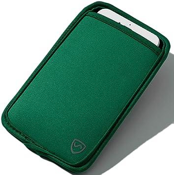 SYB - Funda de Neopreno CEM para teléfonos celulares de hasta 8,3 cm (3,25