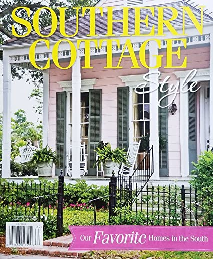 Brilliant Amazon Com Southern Cottage Style Magazine 2018 Edition Home Interior And Landscaping Palasignezvosmurscom