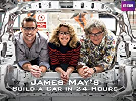 James May's Build a Car in 24 Hours