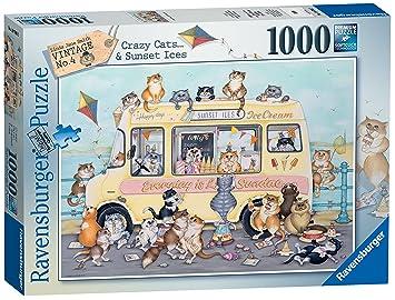 Ravensburger Linda Jane Smith Vintage No. 3 - Puzzle de 1000 ...