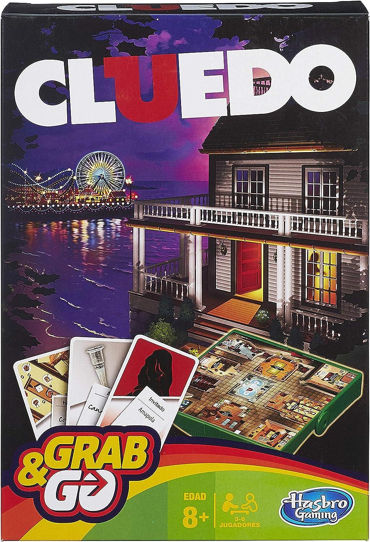 Hasbro Gaming - Cluedo (Hasbro B0999190) (versión en portugués): Amazon.es: Juguetes y juegos