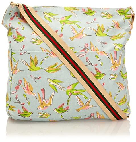 SWANKYSWANS® Kerry Garden Birds Print Crossbody Bag - Monedero niña: Amazon.es: Zapatos y complementos
