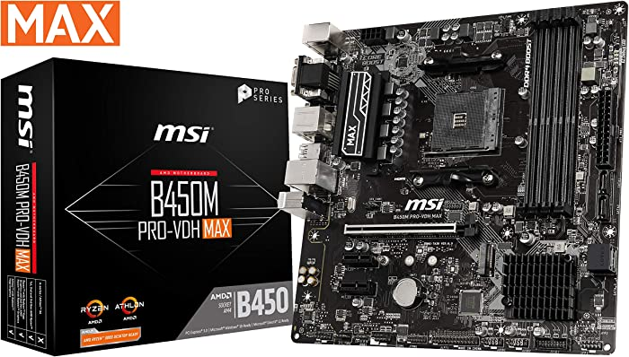 The Best Msi Motherboard A450