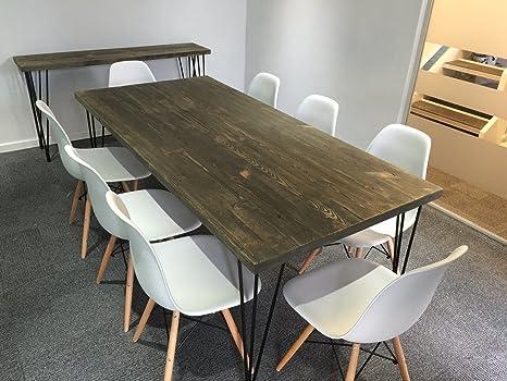 Tavolo Da Pranzo Industriale : Cosywood forcina gambe tavolo da pranzo industriale mike brown
