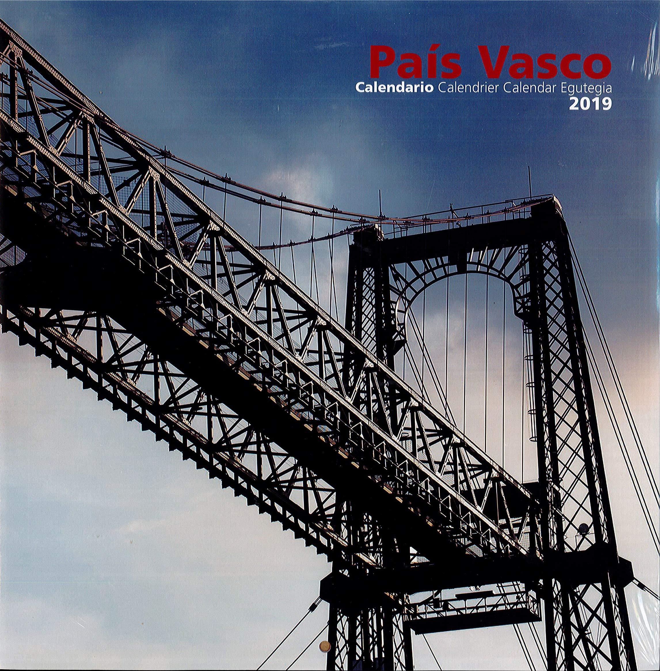 Calendario Pais Vasco 2019 pared Tapa blanda – 11 sep 2018 Ediciones Mensajero 8427141521 GBCY EDUCATION / General