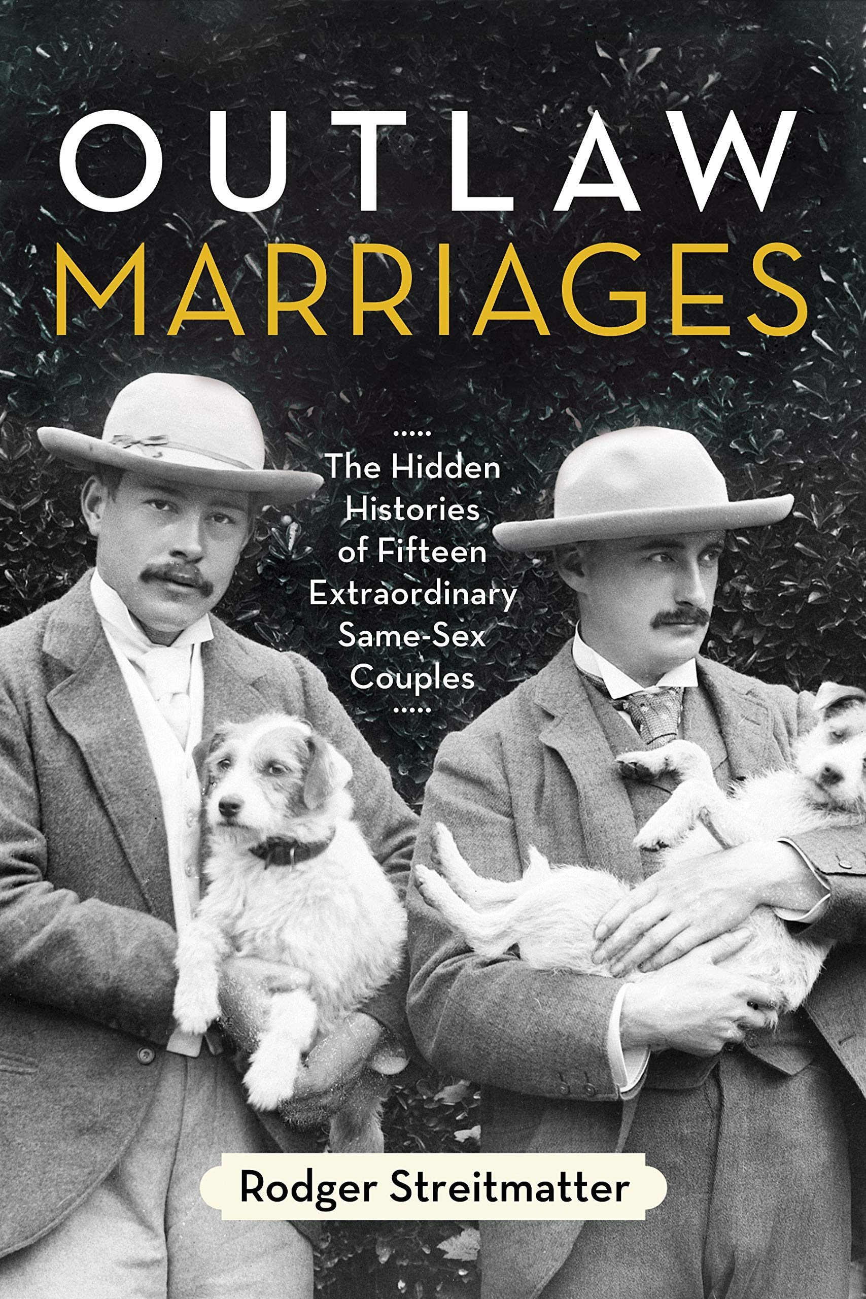 Download Outlaw Marriages: The Hidden Histories of Fifteen Extraordinary Same-Sex Couples pdf