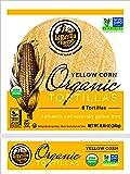La Tortilla Factory Corn Yellow, 8.46 oz, 8 ct