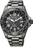[シチズン] 腕時計 プロマスター エコ・ドライブ LANDシリーズ GMT BJ7107-83E メンズ ブラック