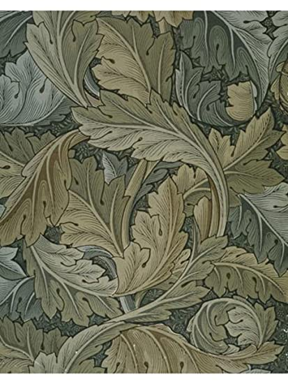 Image Unavailable. Image not available for. Color: Acanthus Wallpaper by William Morris