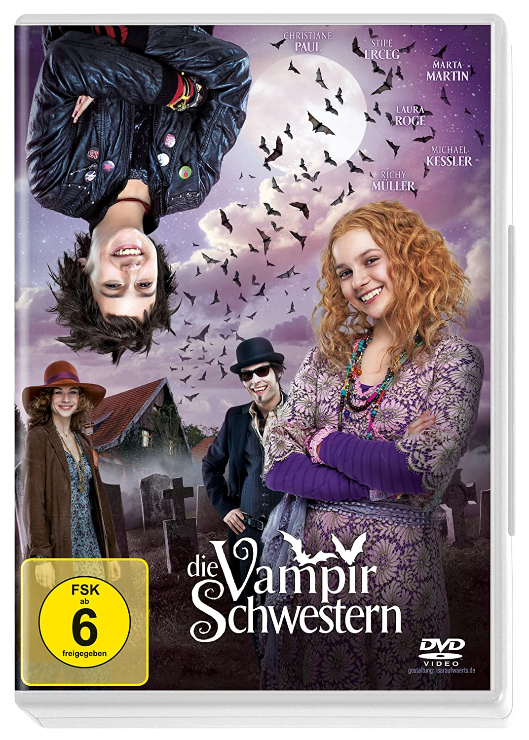 Amazon Com Die Vampirschwestern Movies Tv