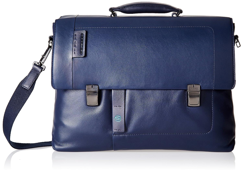 Piquadro Ca4130p15, Mallette Pochette pour Homme Blu (Blu Navy) (Bleu) - CA4130P15/BLU3