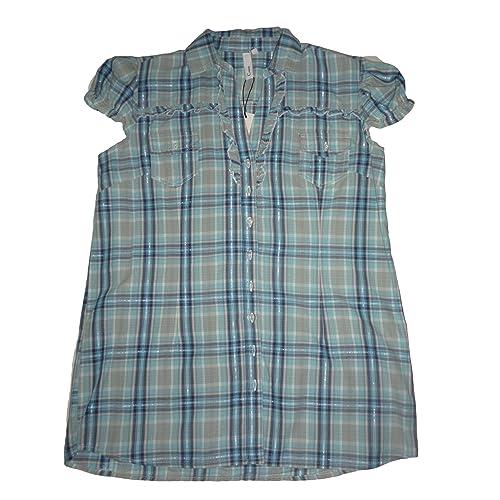 creem - Camisa - para Mujer Azul Talla M