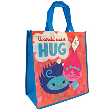 Amazon.com: Dream Works Trolls You Could Use a Hug, Reusable ...