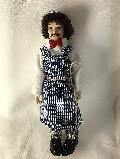 Heidi Dollshouse Miniature Book Kit