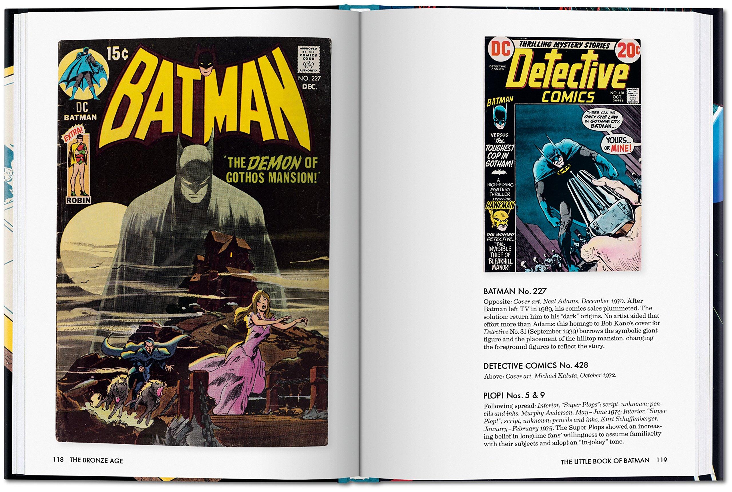 The Little Book of Batman (Little Books): Amazon.de: Paul Levitz ...