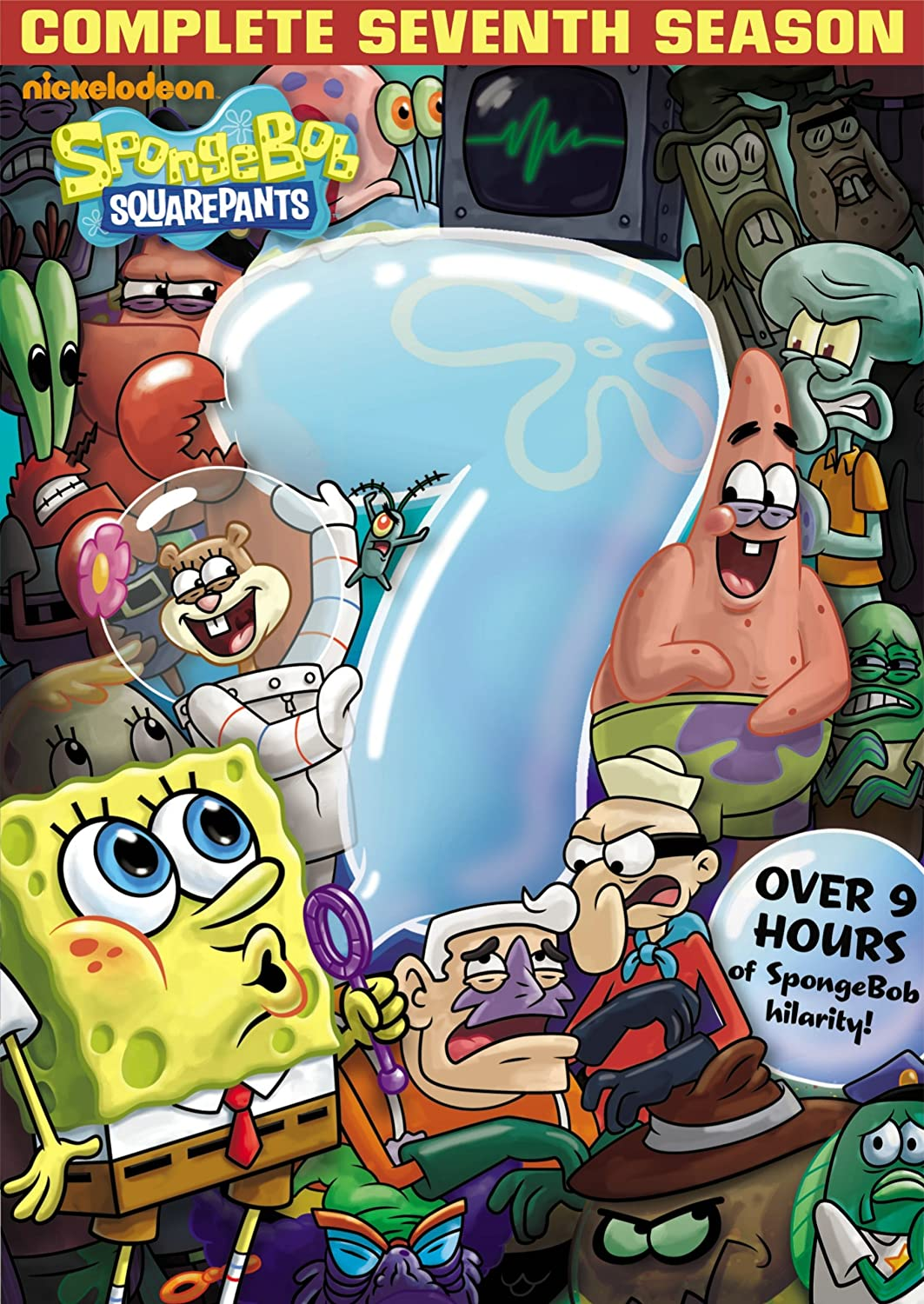 amazon com spongebob squarepants season 7 spongebob squarepants