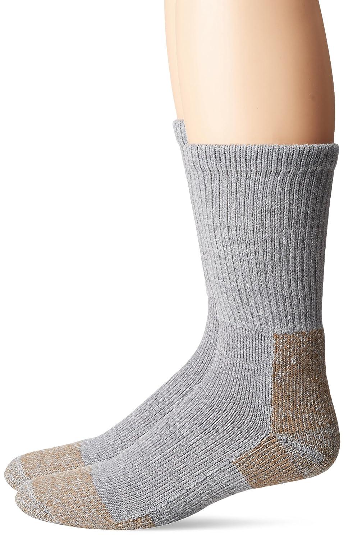 FoxRiver Heavyweight Steel-Toe Crew Cut Socks 2 Pack