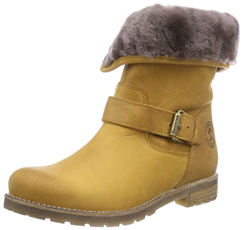 Choice Panama Jack Women's Singapur Igloo Cold Lined Biker Boots Half Shaft Boots and Bootees Low Cost For Sale Cheap Sale Really a3k2dmmIY