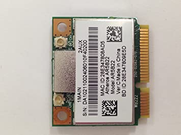 Acer Aspire 5830T Atheros WLAN Driver Windows 7