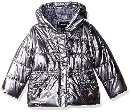 b5ac23c6a Amazon.com: Rothschild Little Girls Metallic Jacket: Clothing
