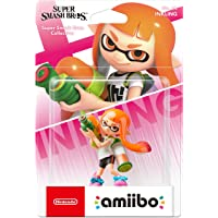 Amiibo Inkling (Super Smash Bros. Collection) (Nintendo Switch)