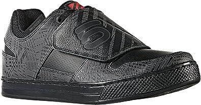 Five Ten Freerider - Chaussures Homme - Gris/Noir Pointures UK 4,5