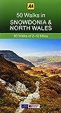 50 Walks in Snowdonia (AA 50 Walks series)