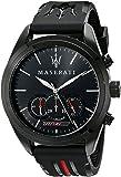Maserati - R8871612004 - Montre Homme - Quartz Chronographe - Bracelet Plastique Noir