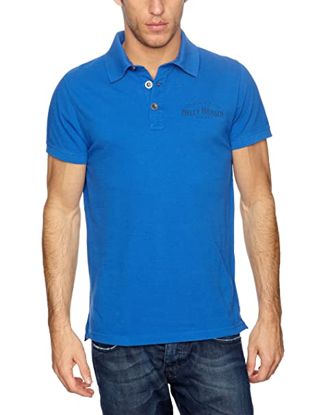 Helly Hansen Oslo - Polo para Hombre, tamaño S, Color Azul: Amazon ...