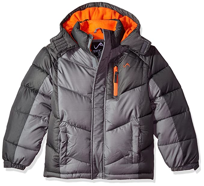 6216076e4 Amazon.com  Vertical 9  Boys  Bubble Jacket (More Styles Available ...