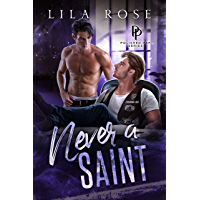 Never a Saint (Polished P & P Book 2) book cover