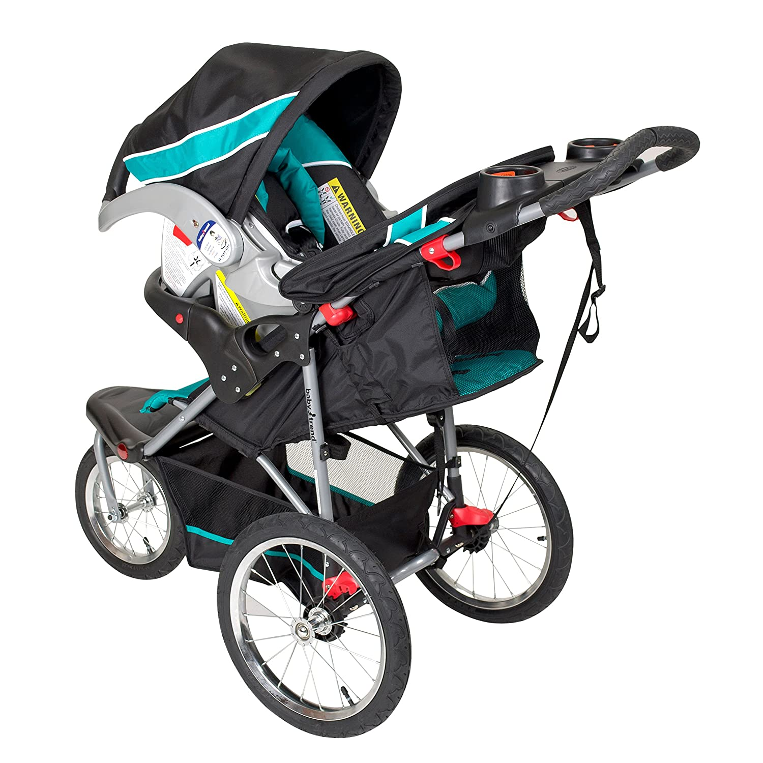 27376b562a745 Amazon.com   Baby Trend Expedition Jogger Travel System