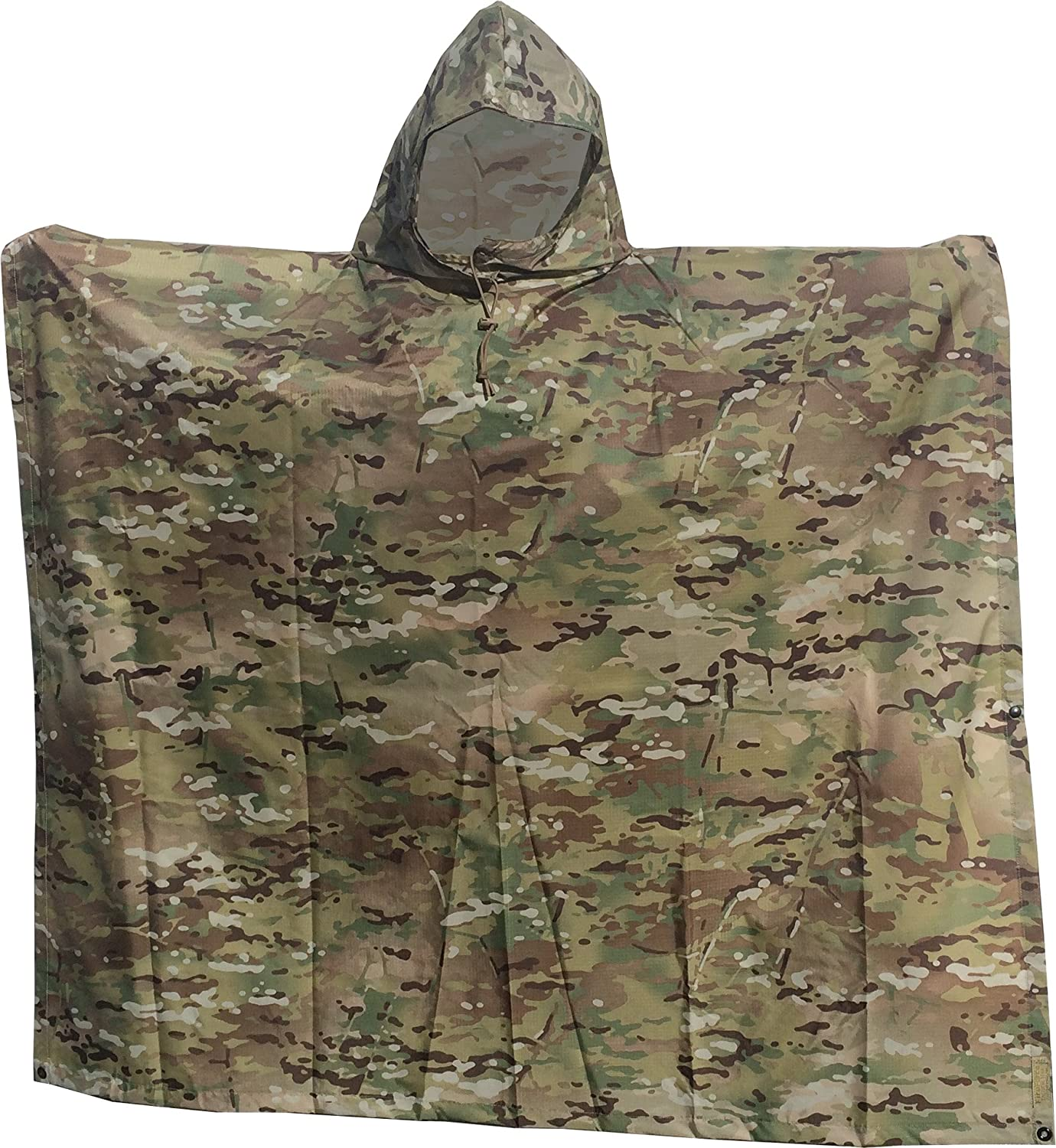 Fire Force Item #8518 Backpack Rain Cover Nylon Rip-Stop Made in USA