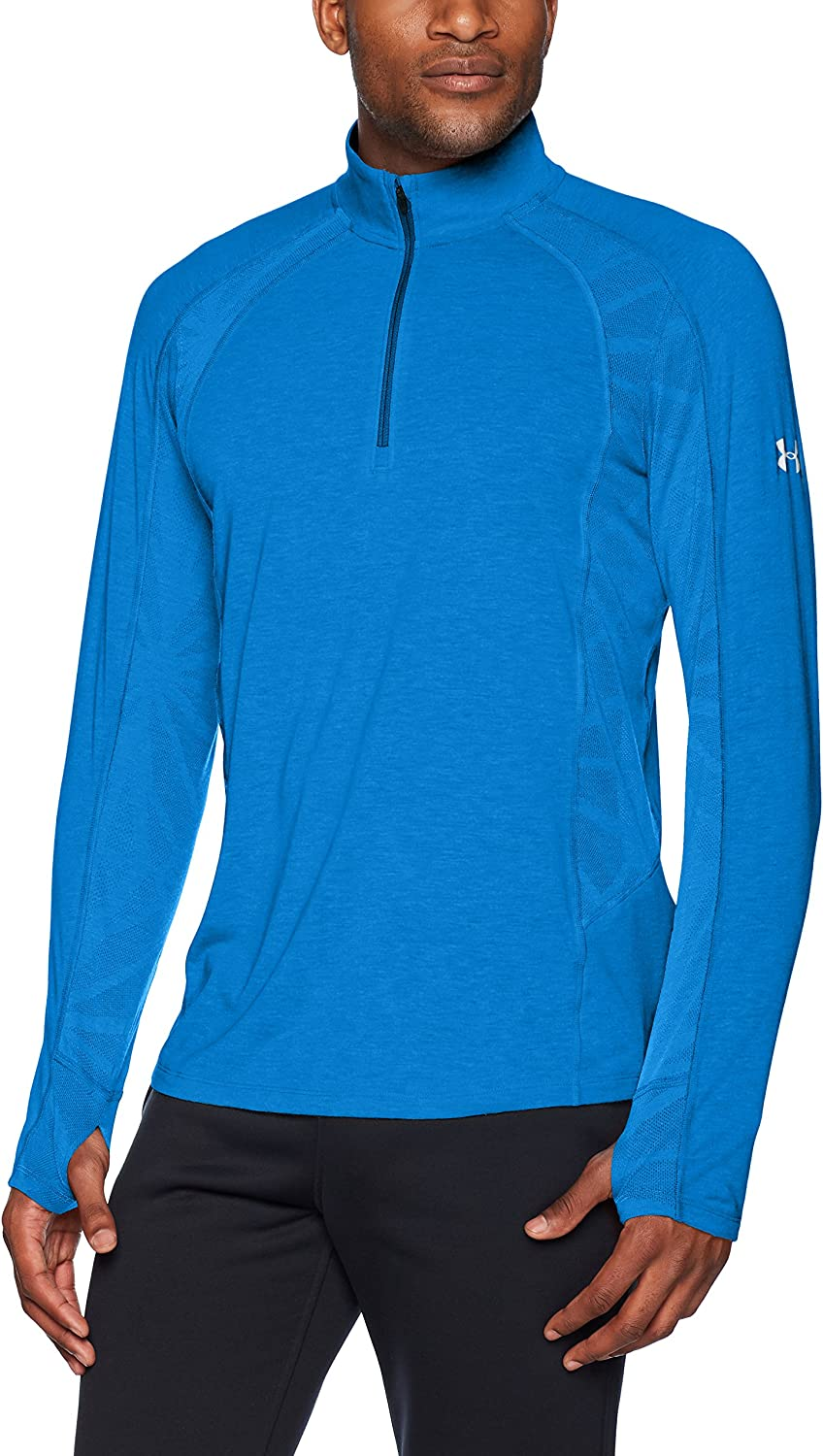 Under Armour Mens Swyft /¼ Zip