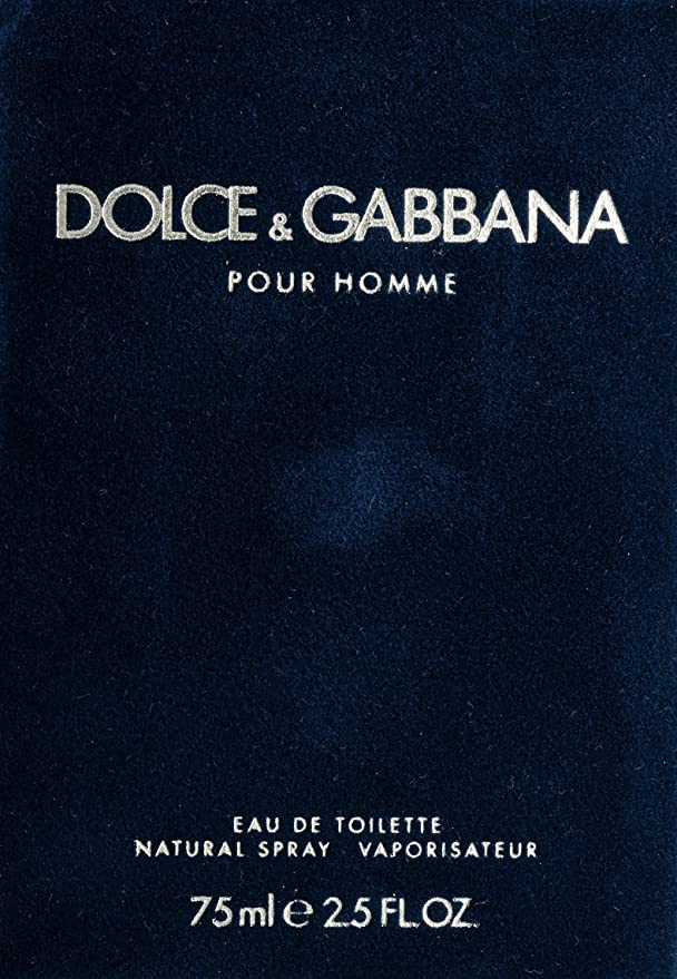 Amazon.com : Dolce & Gabbana By Dolce & Gabbana For Men Eau-de