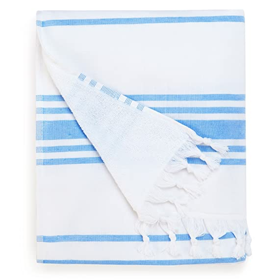 The Turkish Beach Towel travel product recommended by Adam Krell on Lifney.