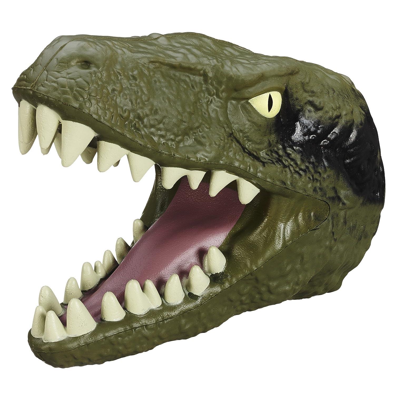 Jurassic World Park - Chomping Velociraptor Head Puppet - Dinosaur Toy Hasbro B1510AS0