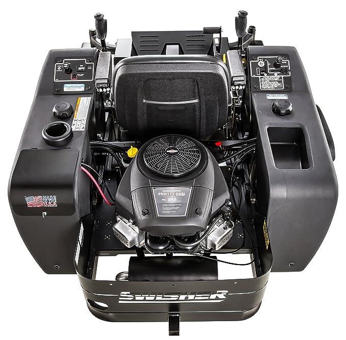 Swisher ztr2454bs Briggs & Stratton Motor 724 CC 24 HP zero-turn Mower Con, : Amazon.es: Jardín