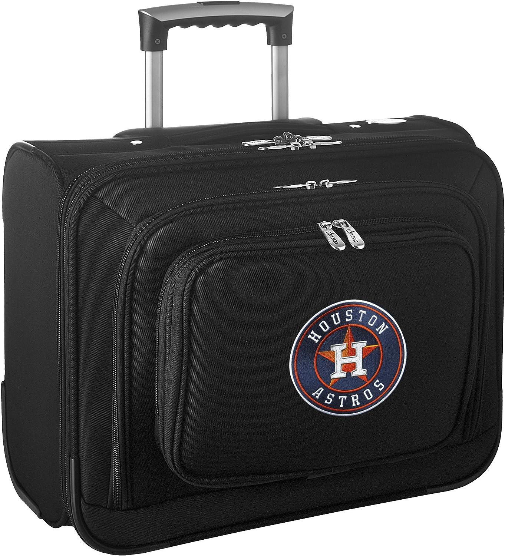 Denco MLB Atlanta Braves Laptop Overnighter Case