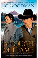 A Touch of Flame (The Cowboys of Colorado Book 2) Kindle Edition