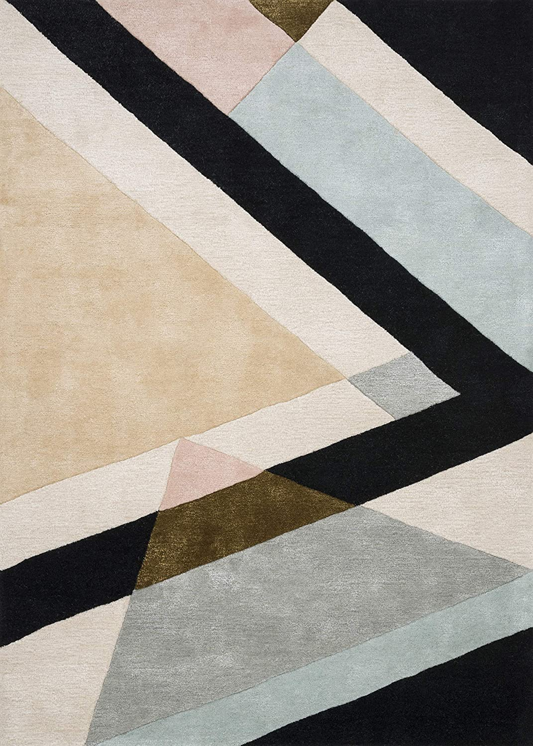 Now House by Jonathan Adler Milan Collection Area Rug, 5' x 7', Multicolored