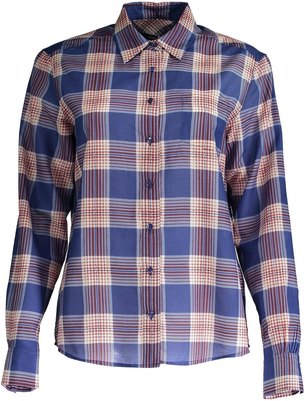 Gant 1503.432335 Camisa con Las Mangas largas Mujer: Amazon.es: Ropa y accesorios