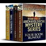 Brian Sadler Archaeological Mysteries 4-book bundle