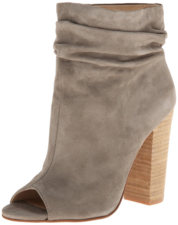 Chinese Laundry Kristin Cavallari Women's Laurel Peep Toe Bootie B00JSUIHQC 9.5 B(M) US|Grey Suede
