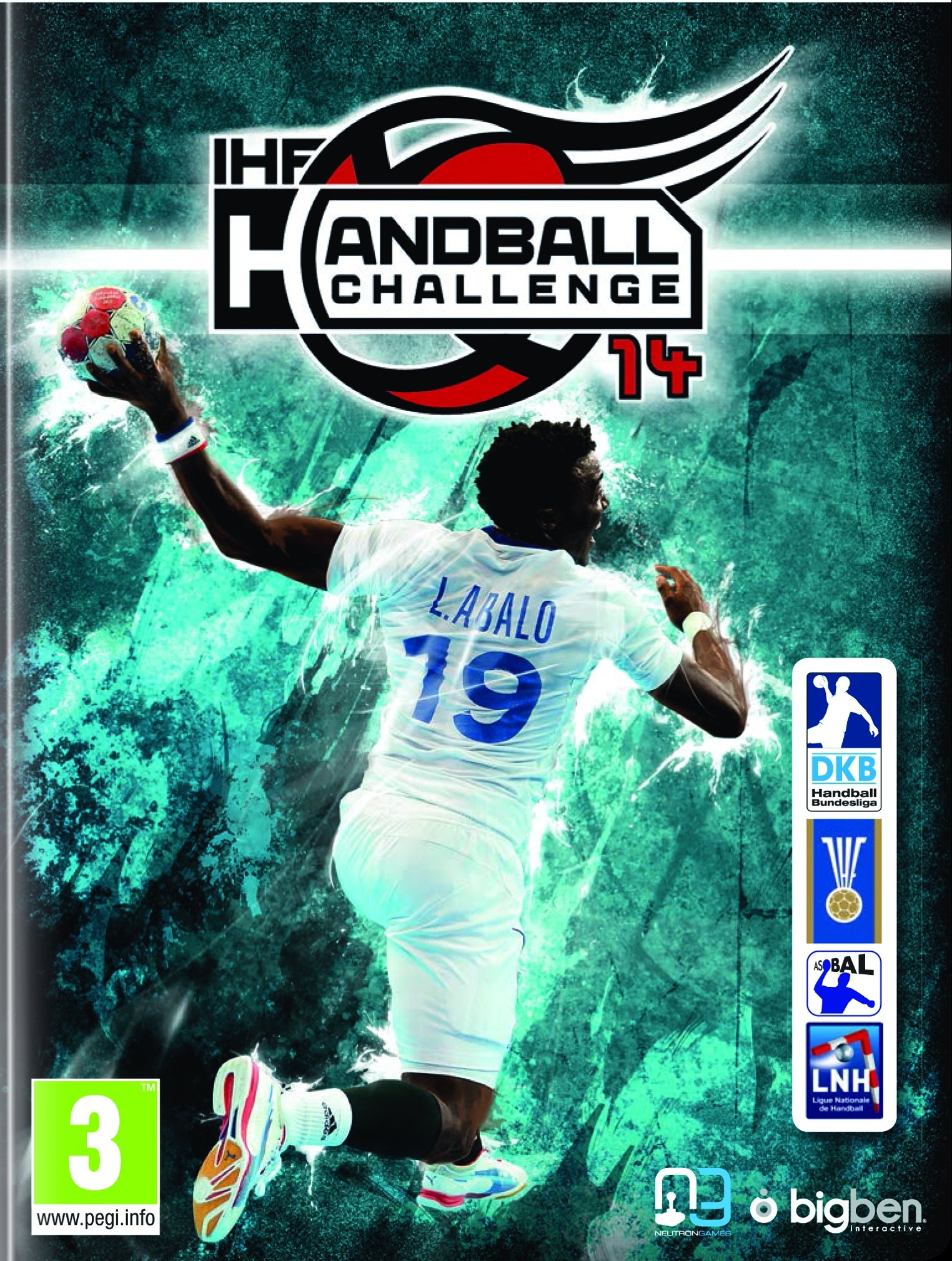 Amazon com: HANDBALL CHALLENGE 2014 [Online Game Code]: Video Games
