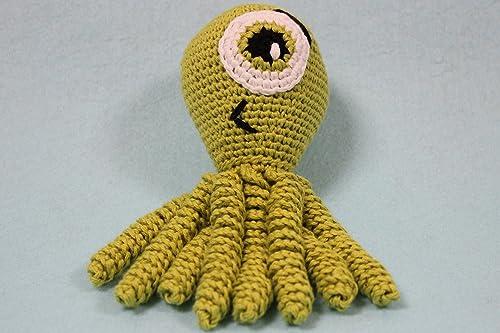 Octopus Baby – Amigurumi Toy [Free Crochet Pattern] | Poulpe en ... | 333x500