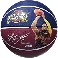 Ballon de Basket-Ball SPALDING NBA Player Ball 2016 LeBron James