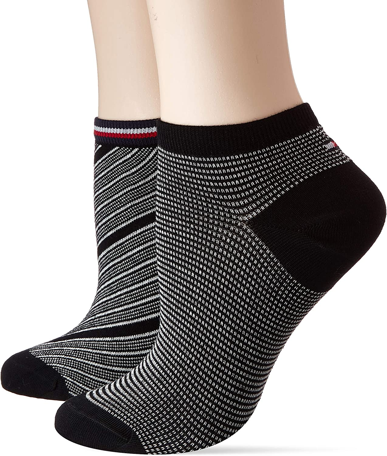 Pack de 2 para Mujer Tommy Hilfiger Calcetines
