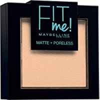 Maybelline New York Polvos Matificantes Fit Me 115 Ivory